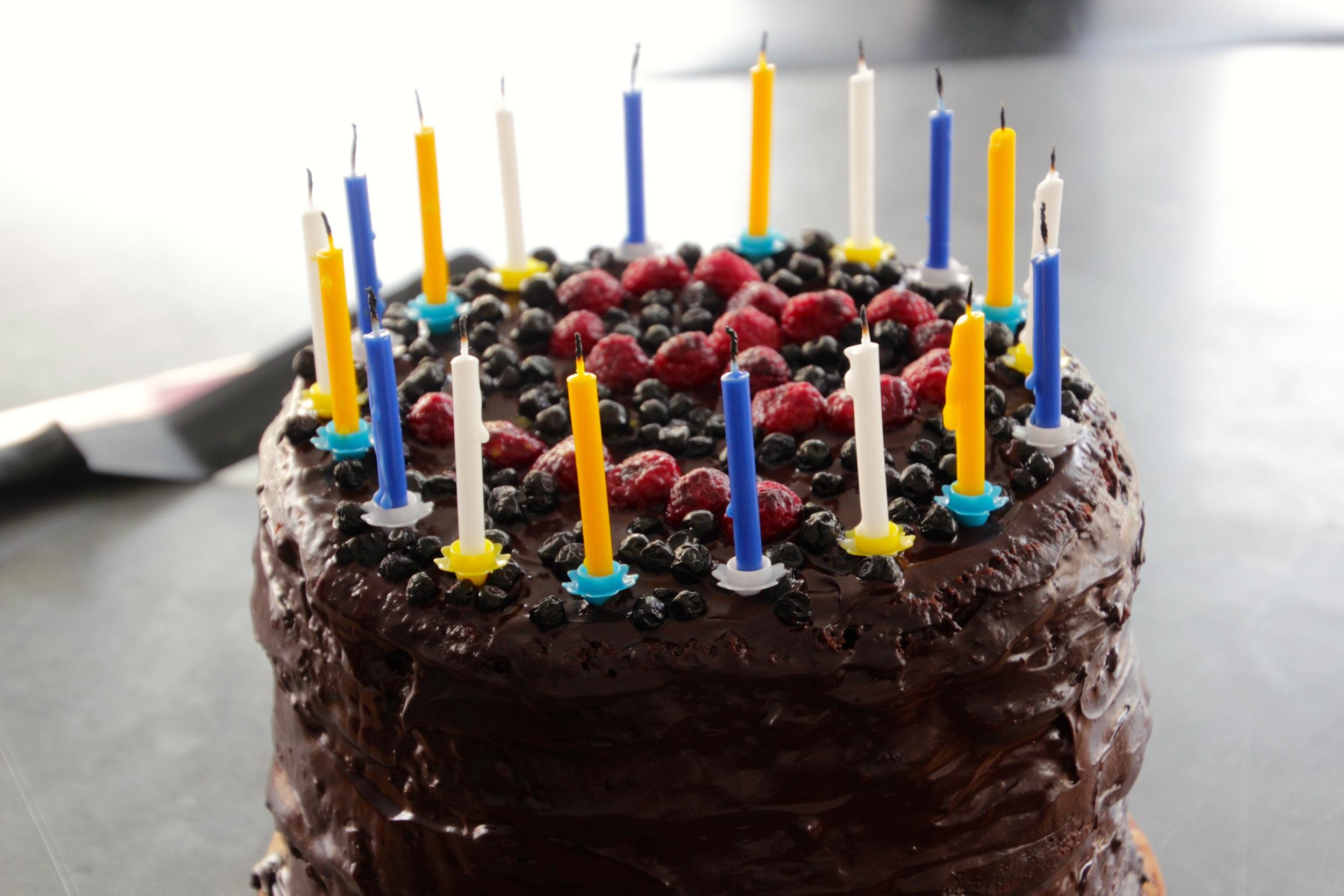 Jacobs 18-årsdag firades i lördags.