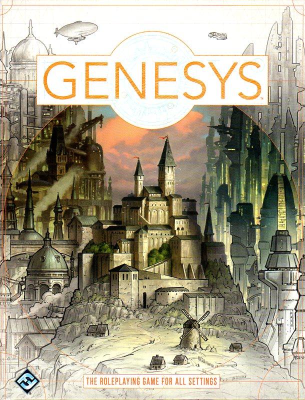 Genesys RPG Core Rulebook