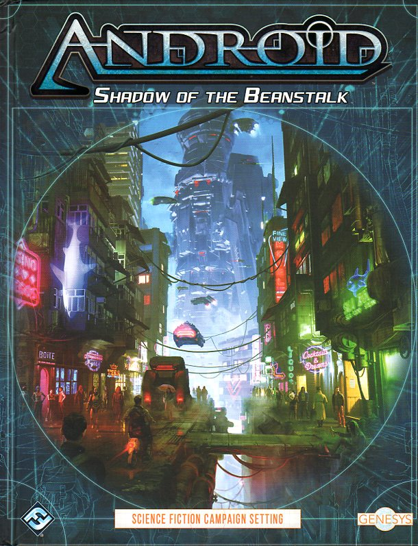 Genesys RPG Android Shadow of the Beanstalk