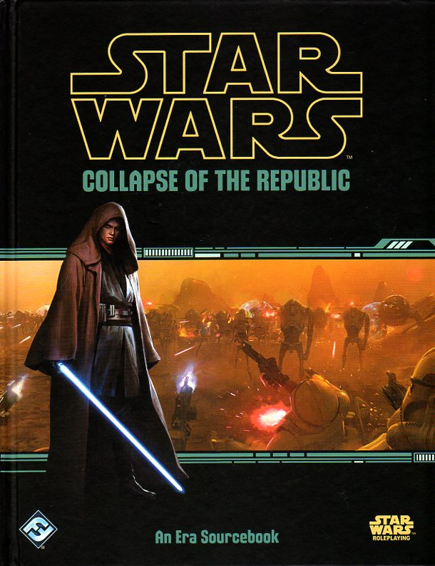 Star Wars Collapse of the Republic