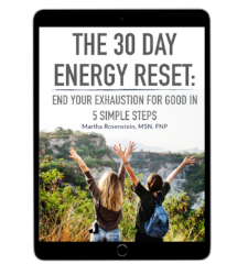 30 Day Energy Resest