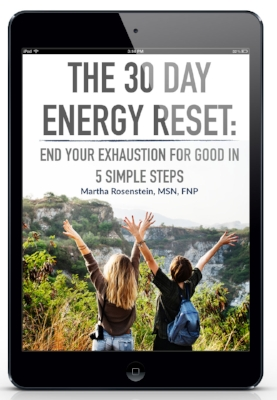 the 30 day energy reset