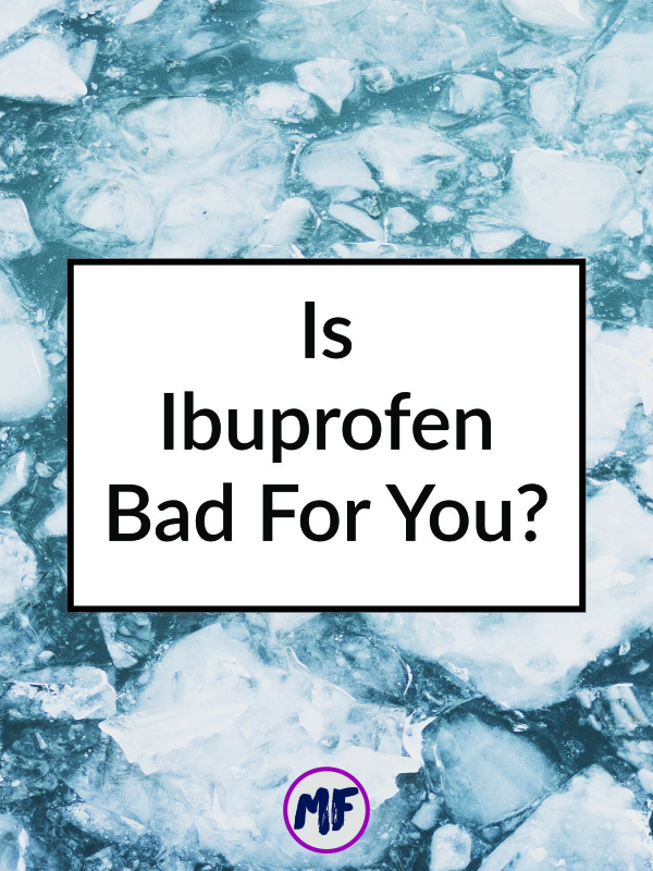 Research has shown that ibuprofen can actually have a negative effect on your training, as well as causing serious harm to your kidneys, especially in endurance athletes. This article discusses some alternatives to try before reaching for the ibuprofen.