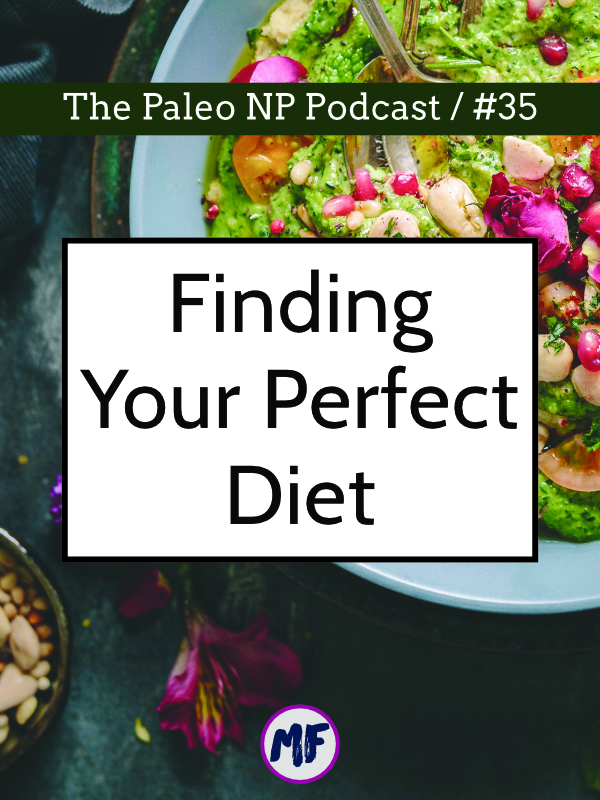 In this episode I talk about biochemical individuality and what that means for the way you eat. We discuss why there is no one size fits all approach to eating and how to figure out what diet fits your unique individual needs.