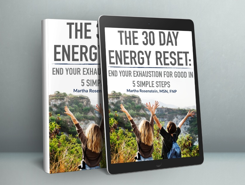 30 Day Energy Reset ebook