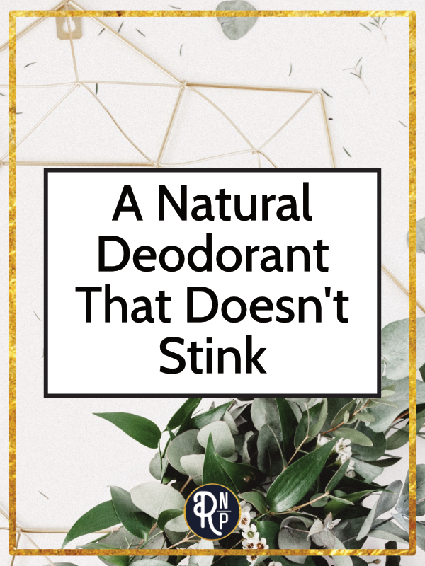 I've tried practically every brand of natural deodorant that I could get my hands on, and most of them stunk. They didn't work, made me stink, and felt greasy or stinky. After many, many months and almost giving up my search for a safer deodorant that actually worked, I found one that I love. #saferskincare #naturaldeodorant #paleo #naturalliving