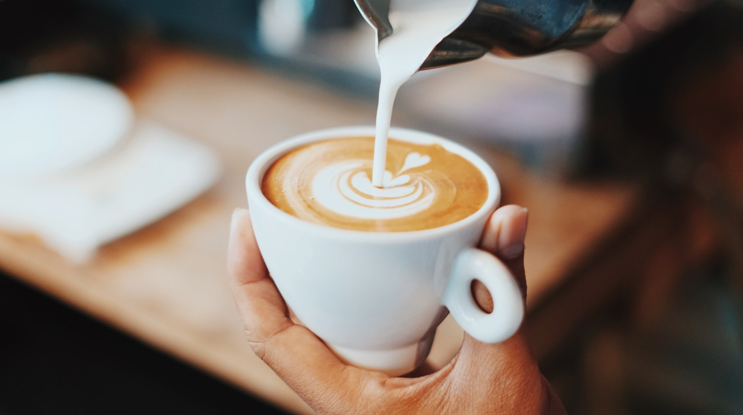 """Your caffeine metabolism also slowly increases (meaning it takes longer to get it out of your system) as you age. That means that while you may have """"always"""" been able to drink an afternoon cup of coffee, it might feel like suddenly you can't sleep. Consider only consuming caffeine before noon."""