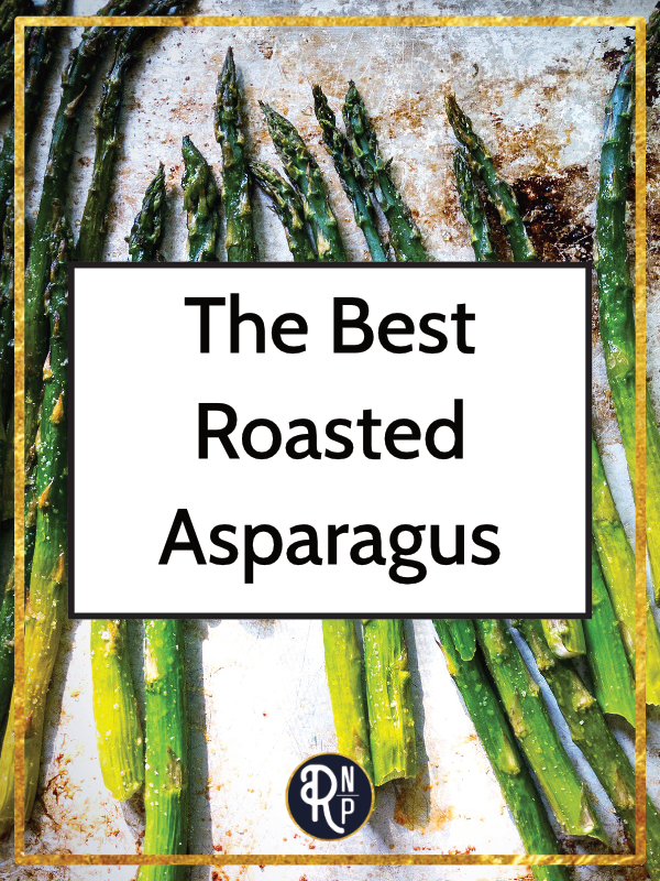 This oven roasted asparagus is fast and easy and makes a flavorful side dish for almost any meal. It's tasty enough to serve to guests and easy enough to whip up on any weeknight.