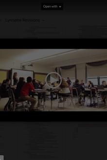 Focus groups (secondary) -