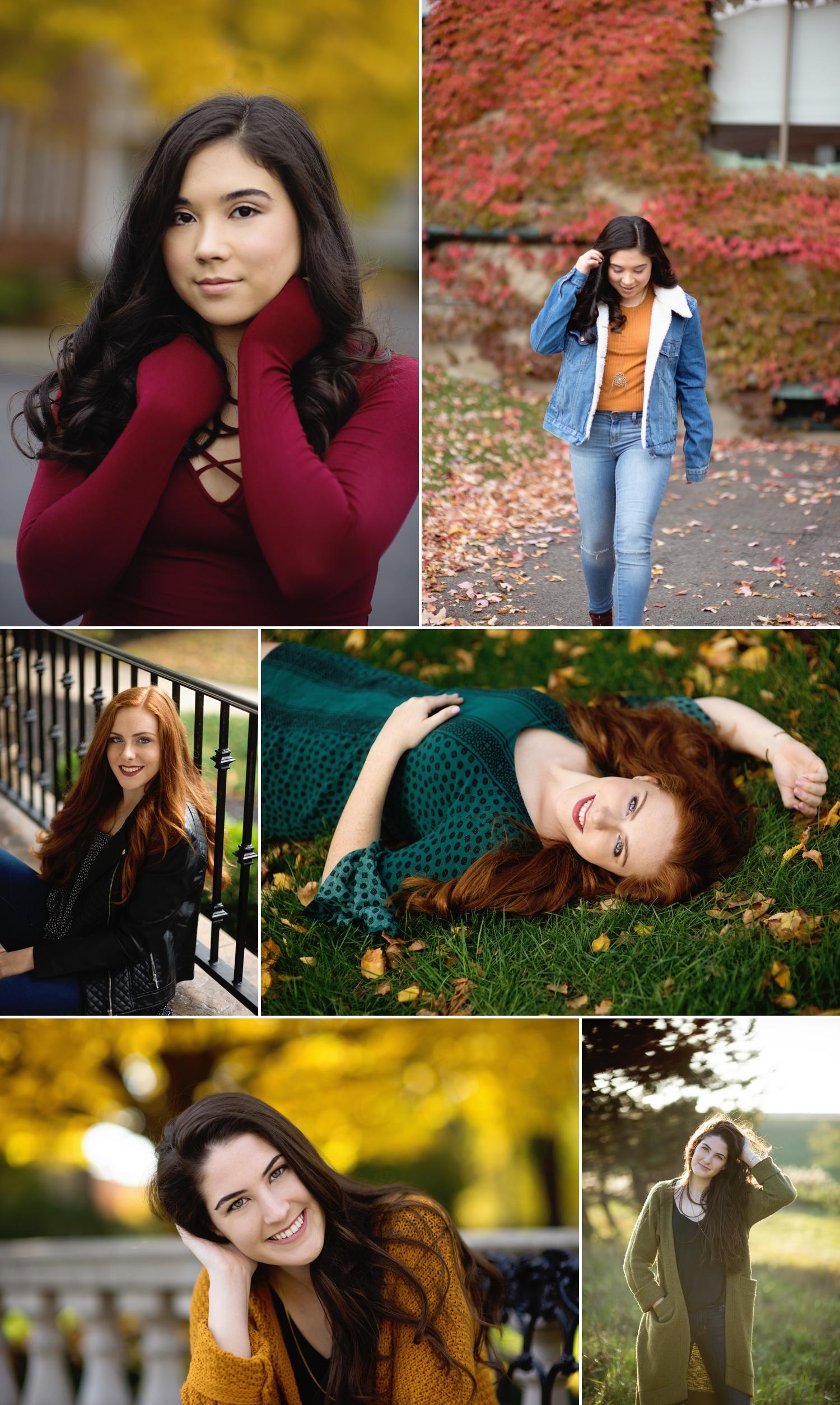 Buffalo NY   Nardin Academy   Senior Portraits