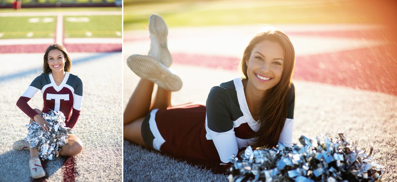 Tonawanda NY | Senior Cheerleader Pictures | Lauren Ashley Photography