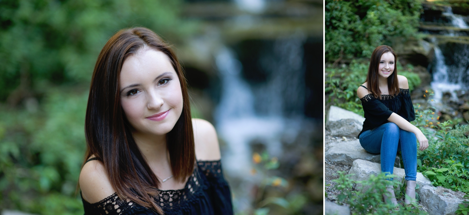 Lauren Ashley Photography | Buffalo NY | Clarence Senior Portraits