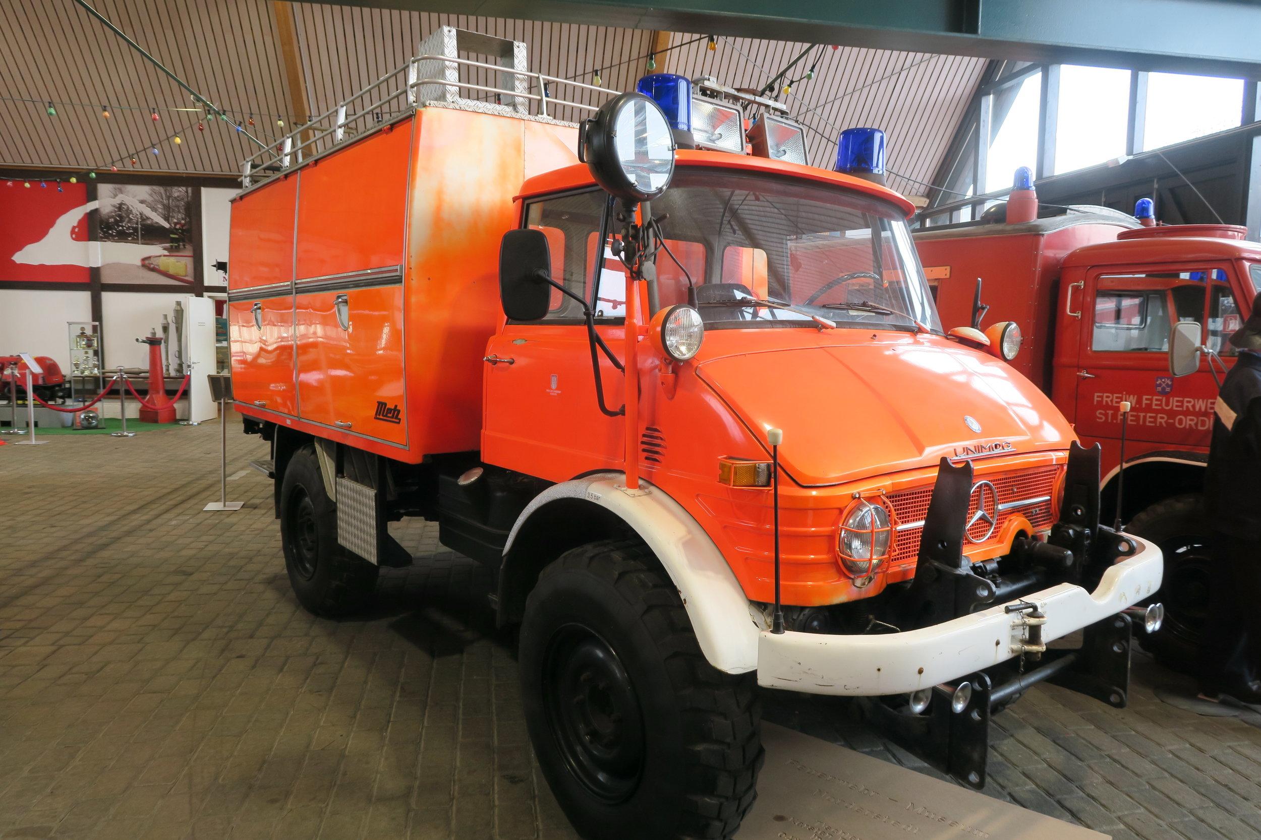 Rüstwagen der BF Hamburg
