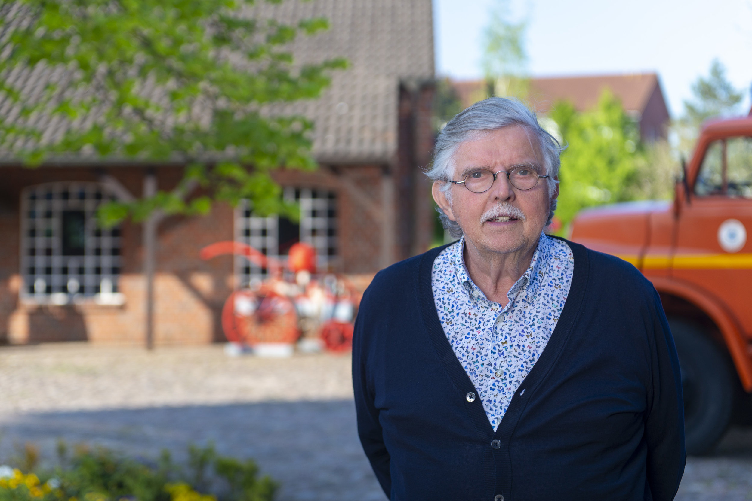 Horst Plambeck (Vorsitzender)