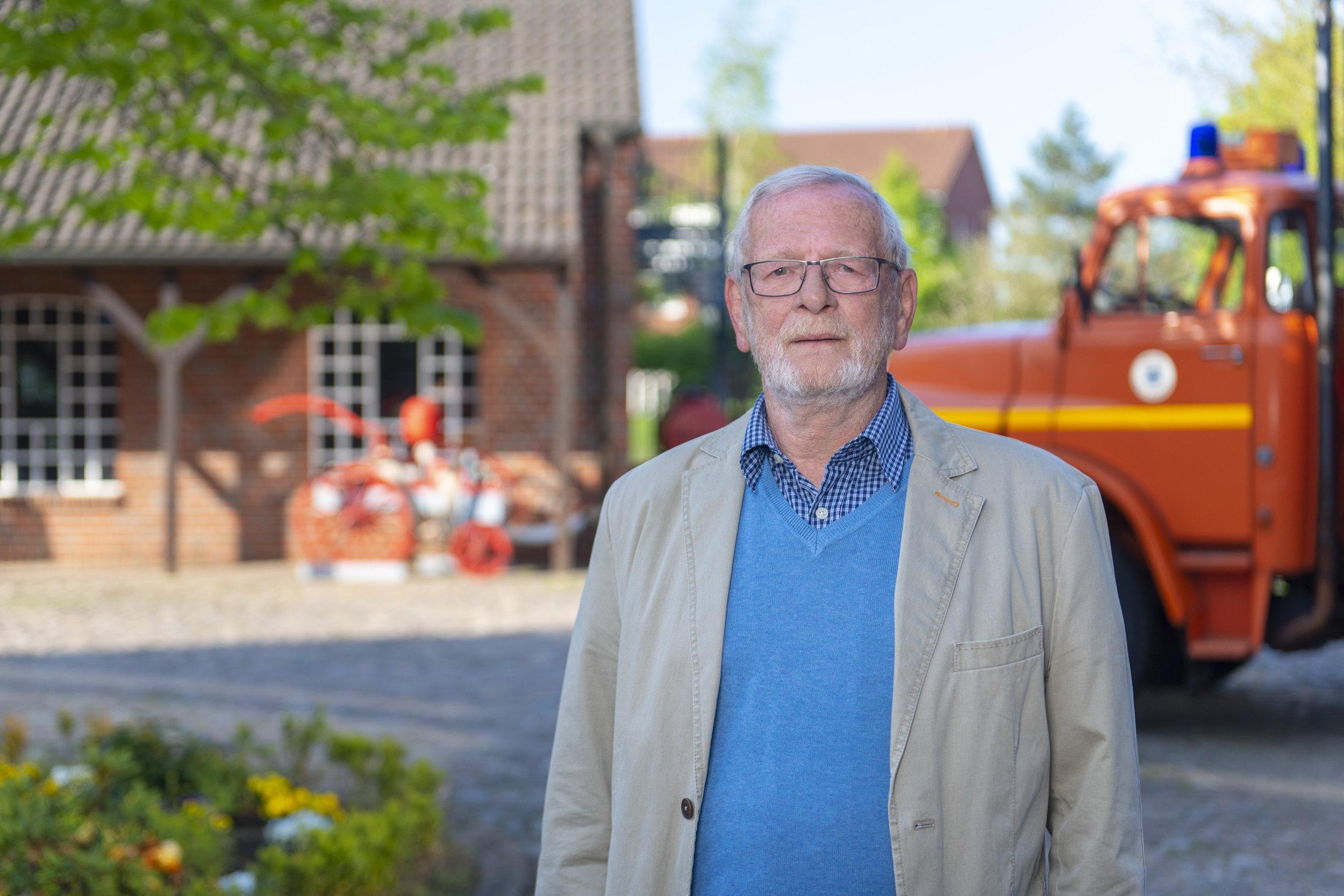 Wolfgang Kelm (stellv. Vorsitzender)