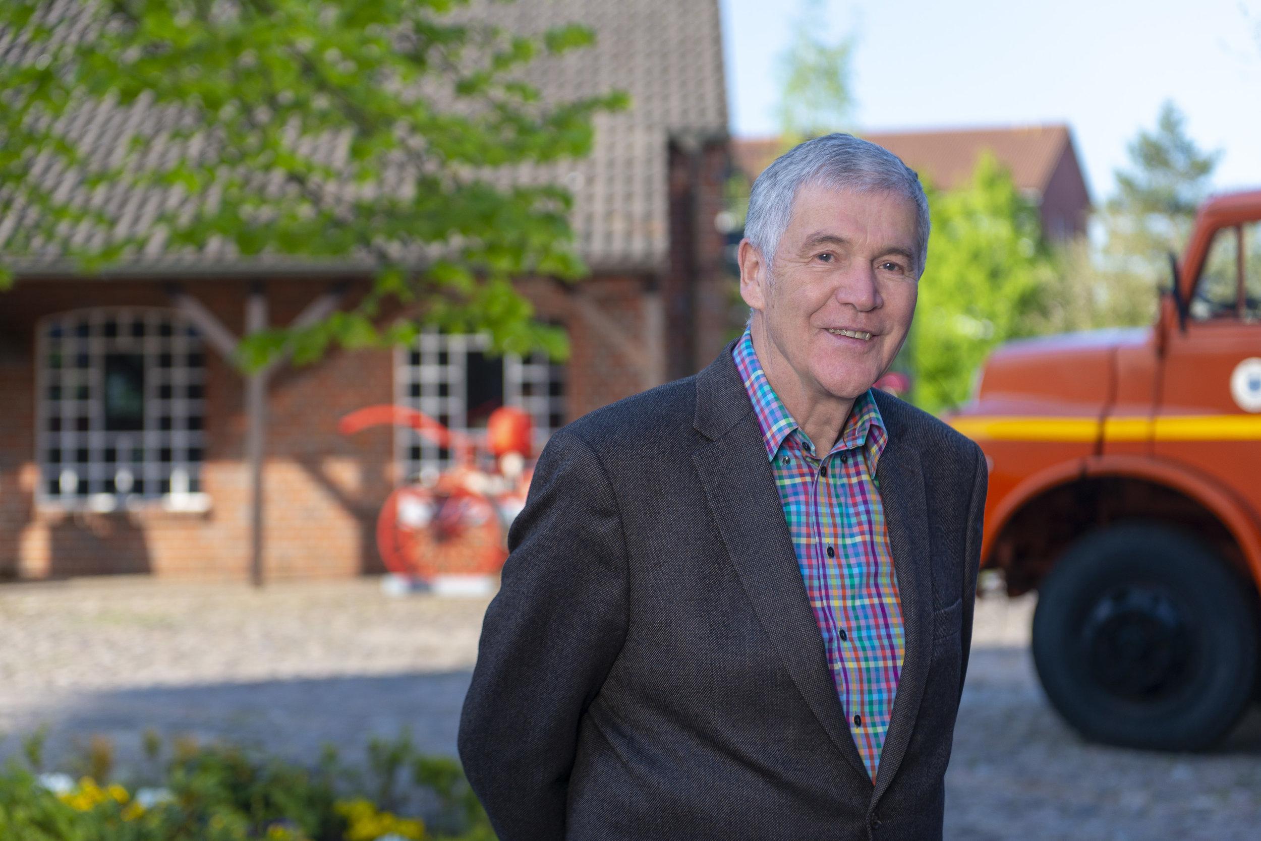 Bernd Rave (stellv. Vorsitzender)