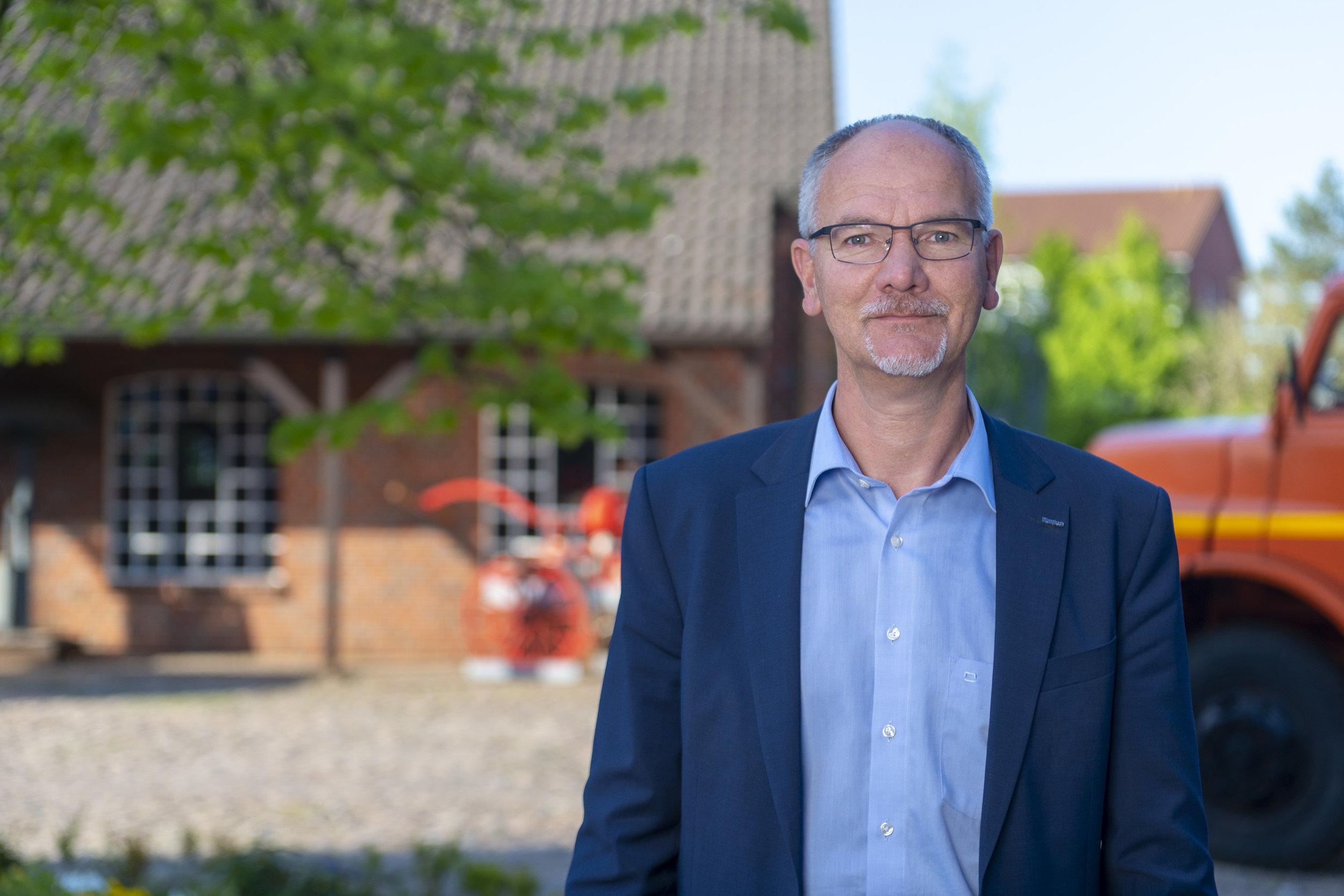 Volker Heins (Schriftführer)
