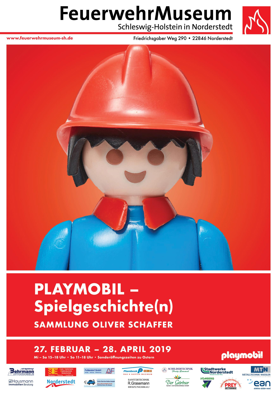 Poster Feuerwehrmann