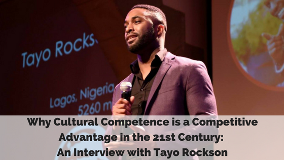 Why Cultural Competence is a Competitive Advantage in the 21st Century