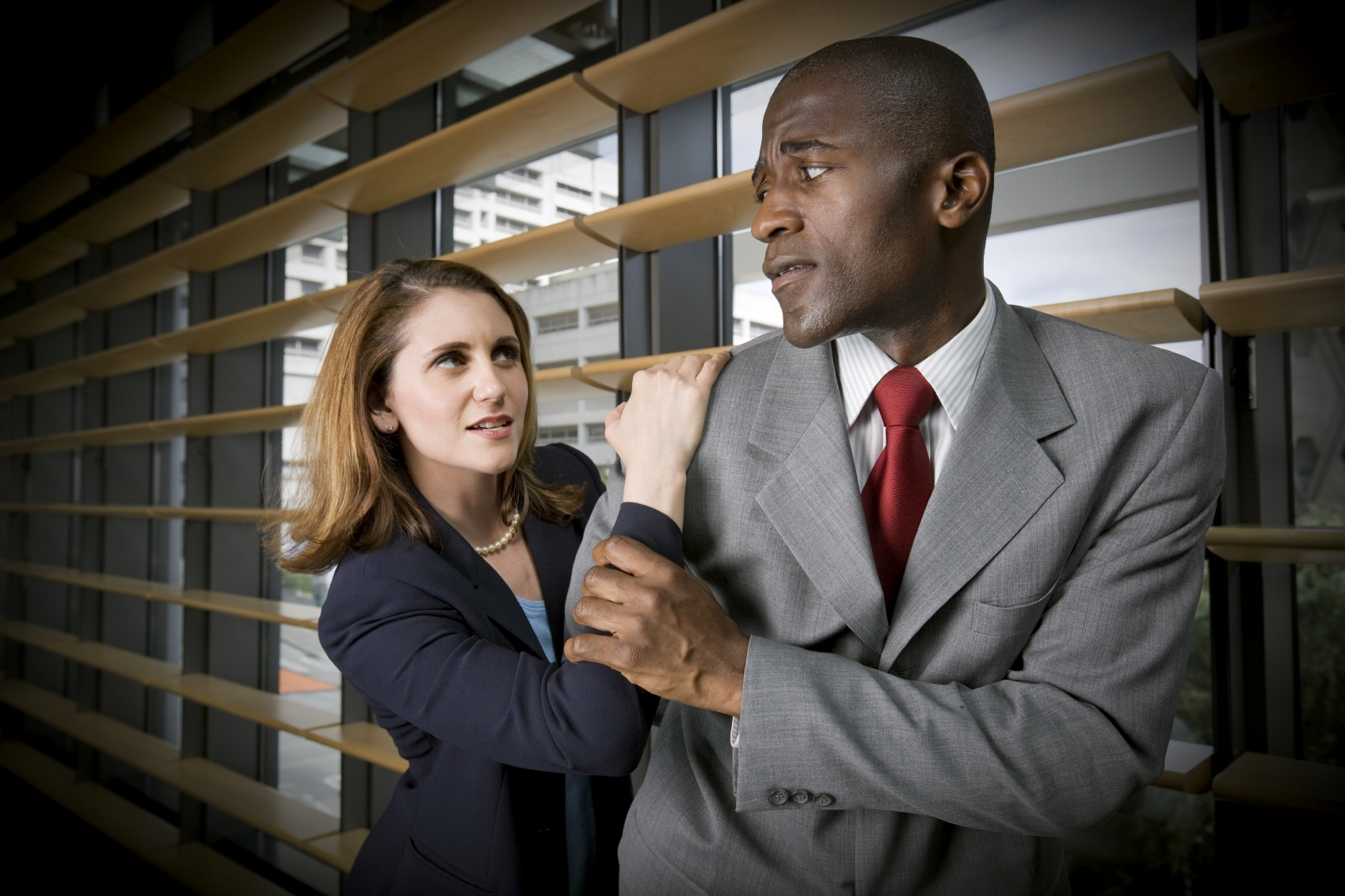 woman-and-man-sexual-harassment.jpgSexual Harassment Impacts Us All: How to Create a Culture of Respect and Advocacy in Your Organization