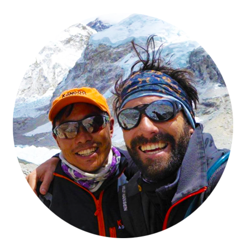Our site is maintained by a network of expert contributors, many of which guide or have guided treks and climbs around the world. Contributors to the site are volunteers, and are not paid. The current lead editor on the site is Mark Whitman.