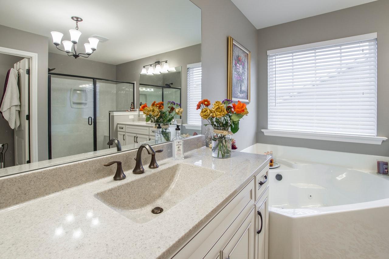image credit  https://www.pexels.com/photo/apartment-architecture-bathroom-bathtub-1504020/