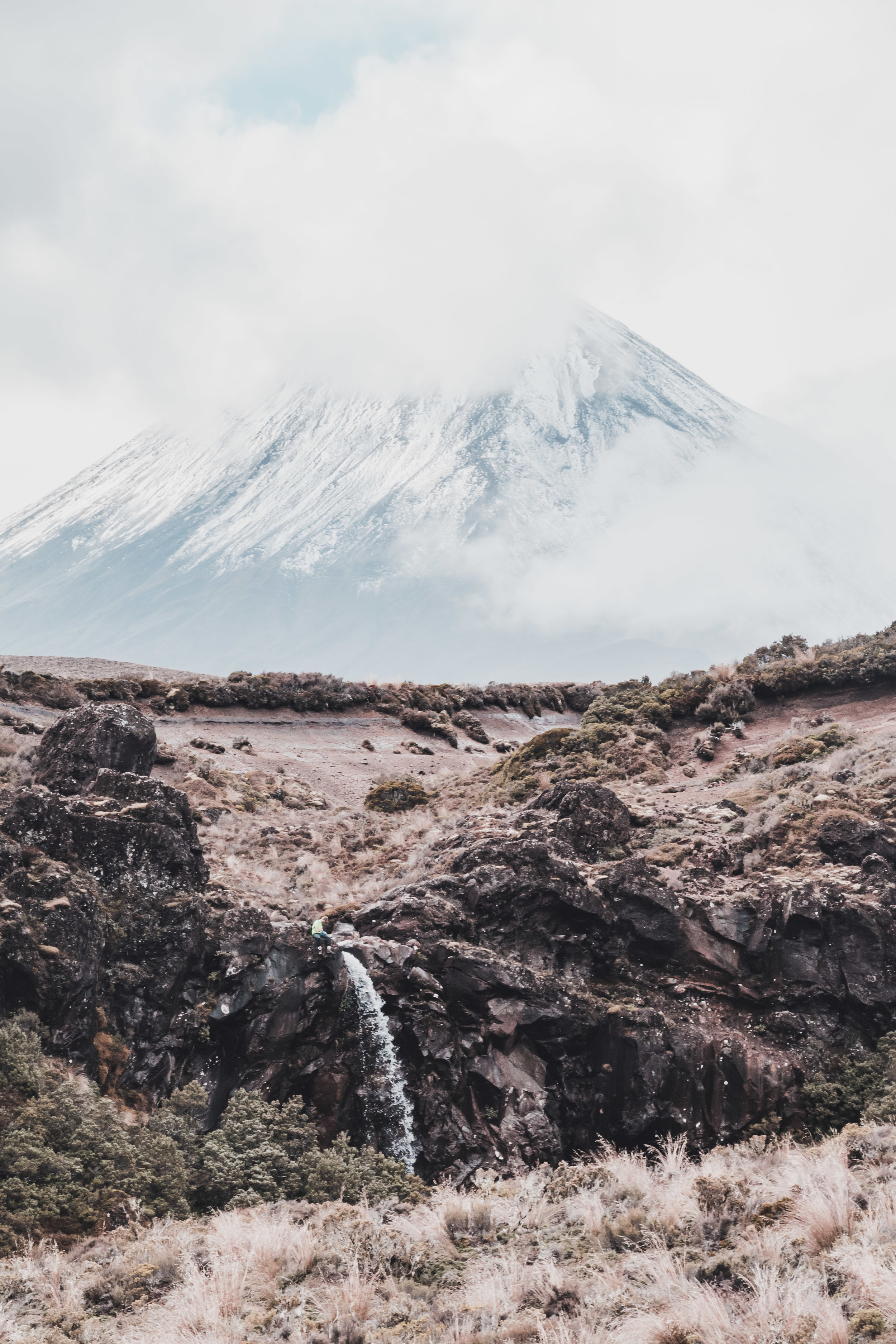 Ngauruhoe, Tongariro National Park Aotearoa