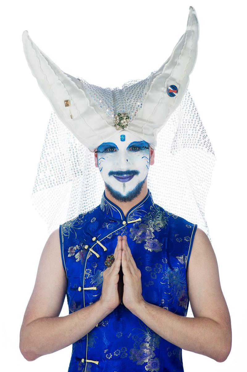 Sister Koo-Koo Kachoo - Fully Professed Member March 2015
