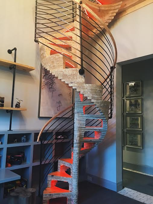 The Tornado Stair Project