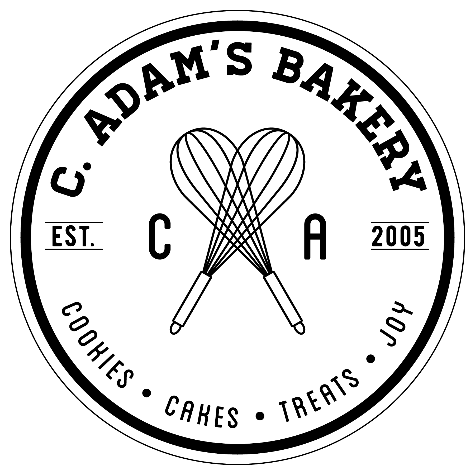 C Adam's Bakery Logo Black.png
