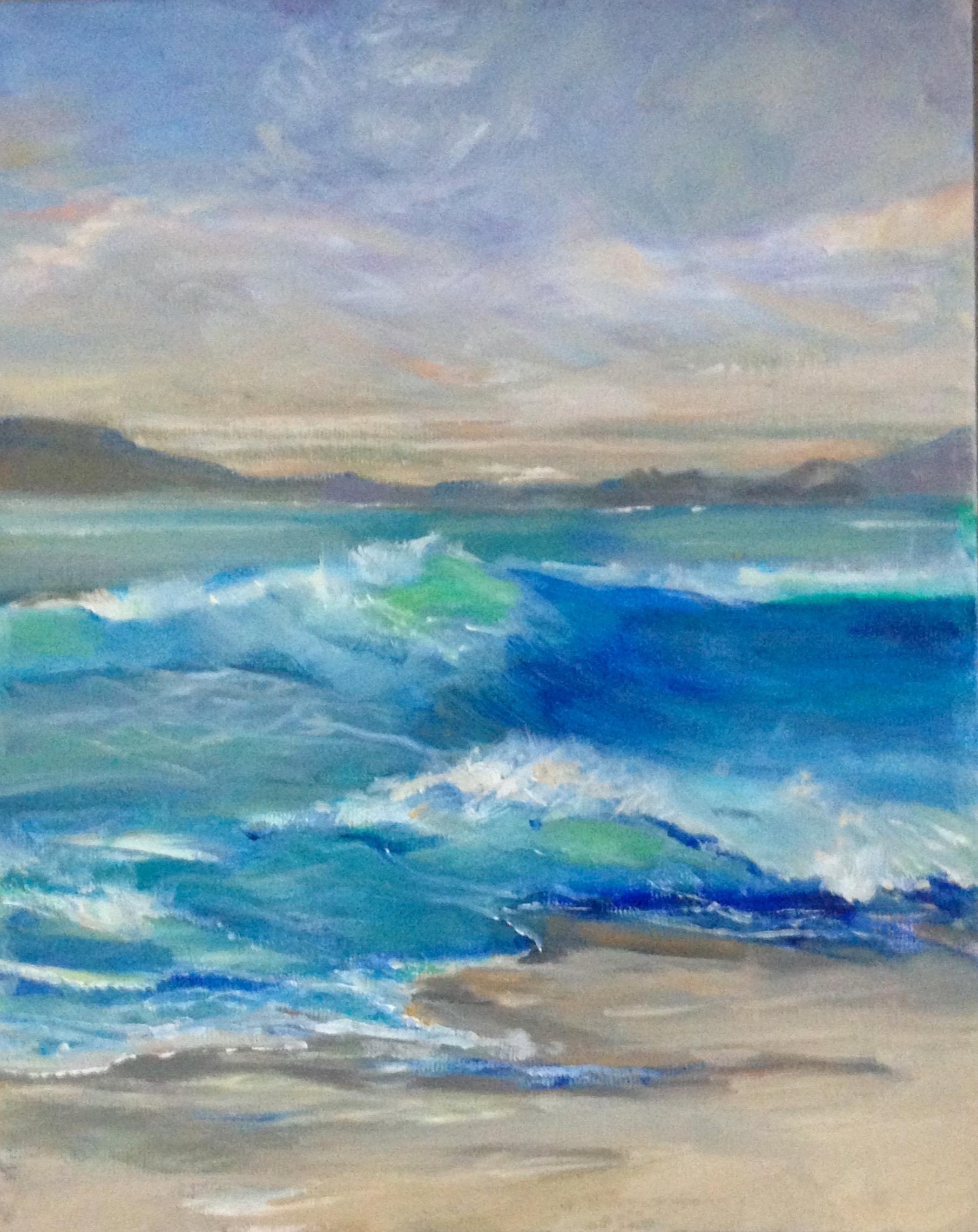 Coastal #7 Strong Surf