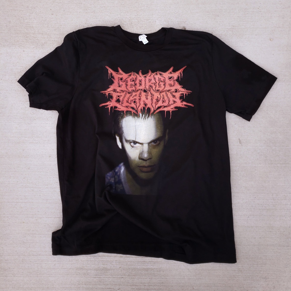 George Clanton Death Metal Tee