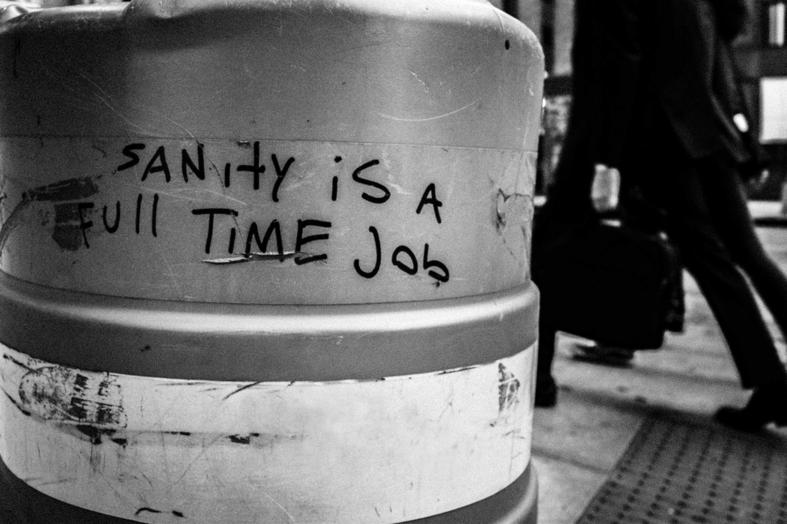 sanity new york city