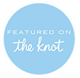 The Knot features Karrie Porter Photography