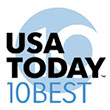 Karrie Porter featured on USA Today 10 Best