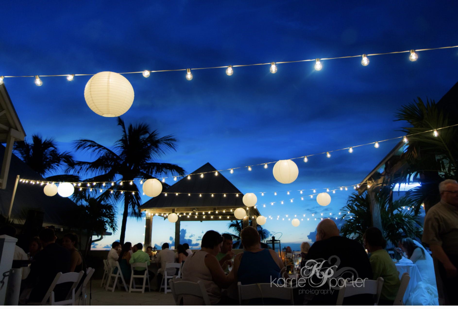 Nighttime Wedding Photo At Margaritaville in Key West.png