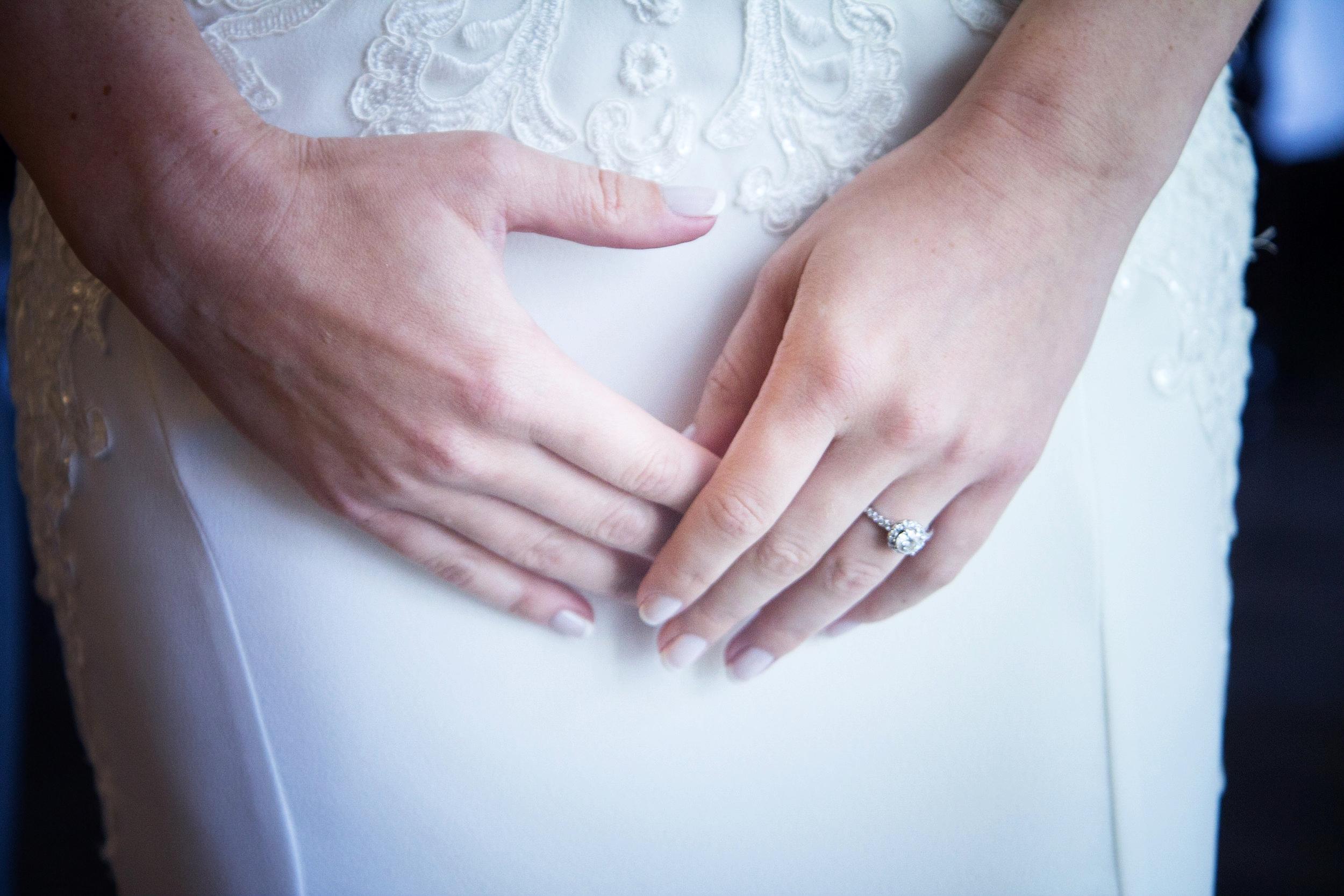 Brides Hands On Wedding Day.jpg