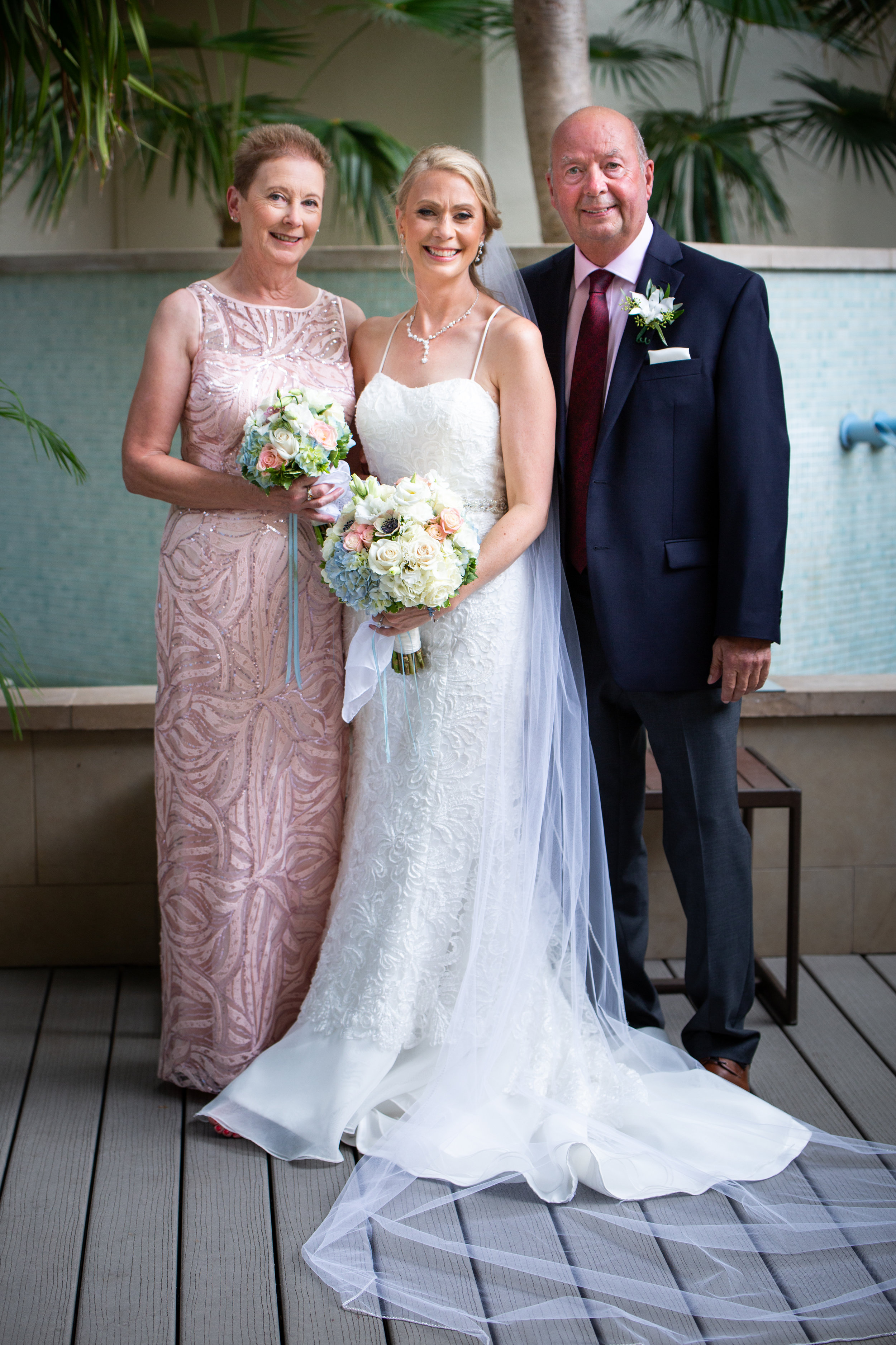 Family Group Photo during Wedding at Hyatt Centric.jpg