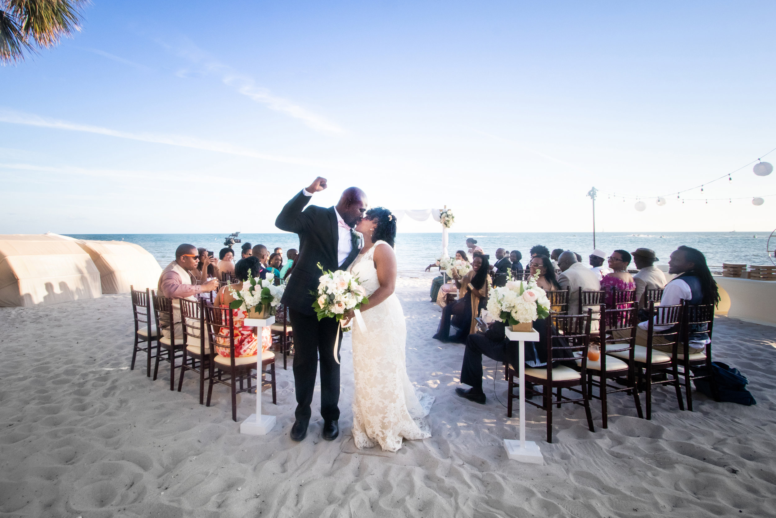 Groom excited to be married at Casa Marina.jpg