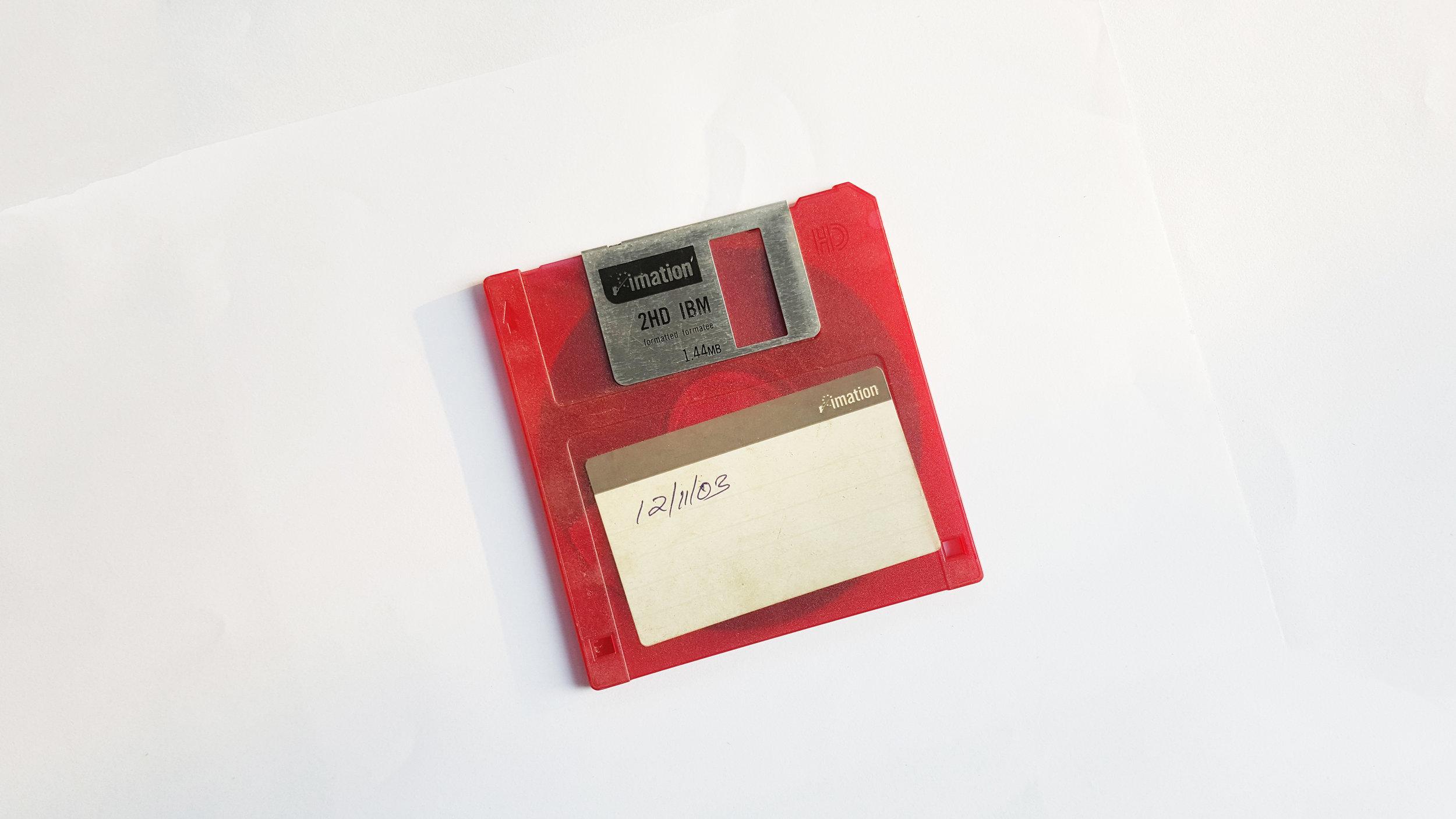 """Modern"" Floppy Drive (3.5"")"