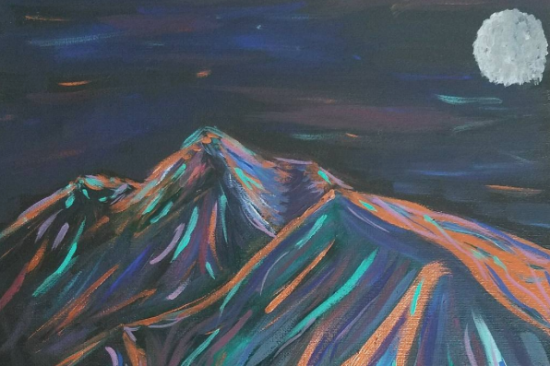 LIZ MAY ART   Liz May Art draws inspiration from a deep curiosity and sense of awe that she experiences every day living among the towering mountains and serene nature of Colorado.