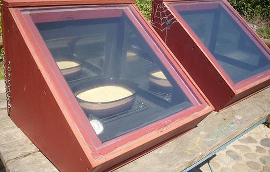 Solar Oven (via quantumenergymw.com)