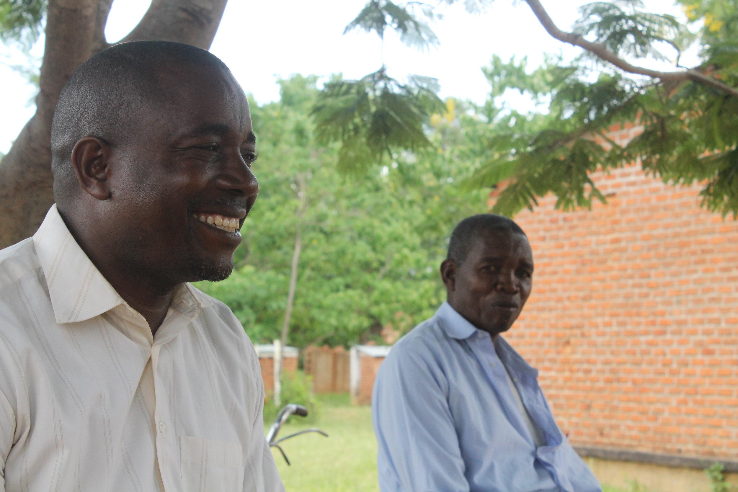 Mr. Aaron Mulabu, Story Time Representative for AY 2017-2018