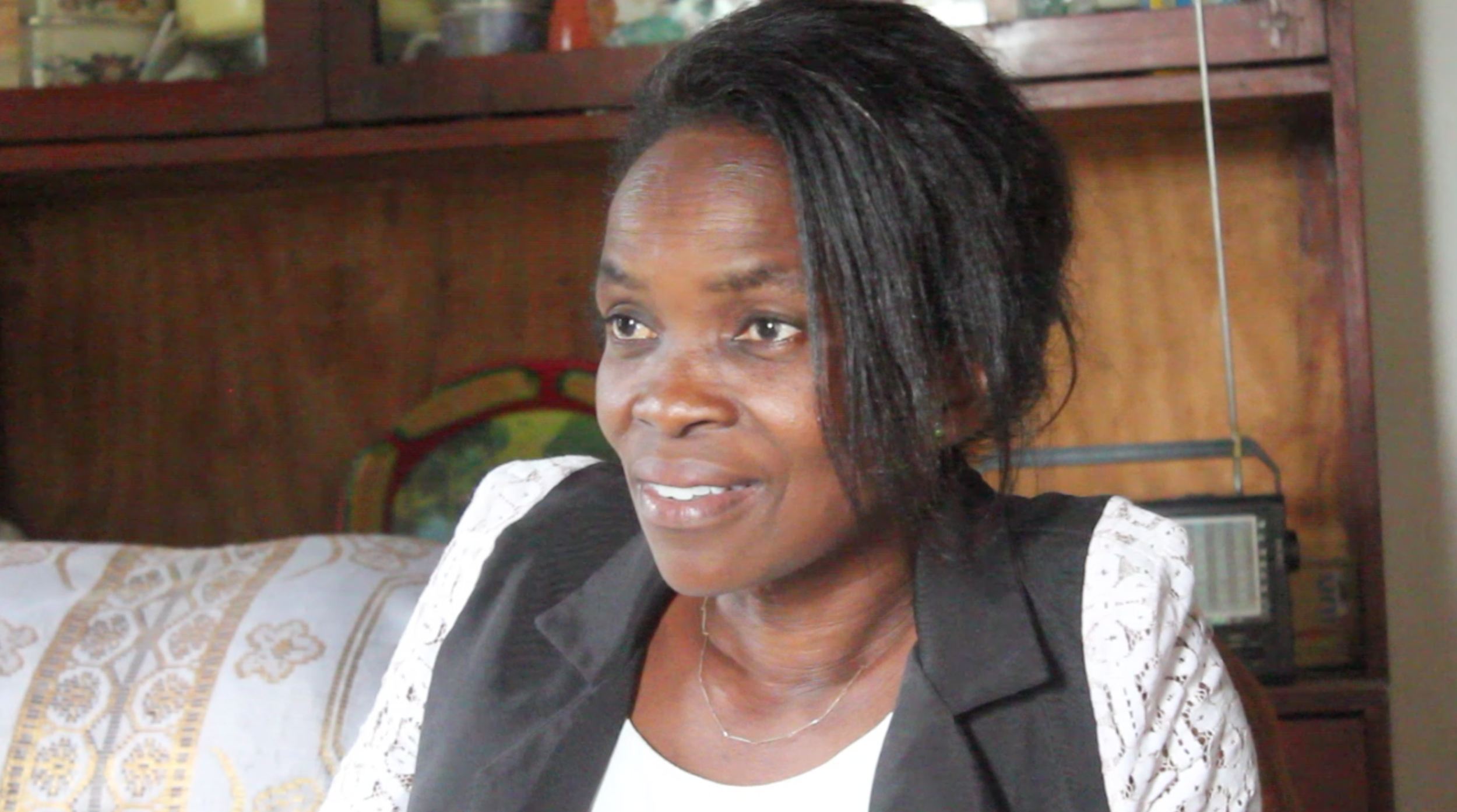 Ms. Changuya spoke with us at her home about her path to teaching, among many other topics.