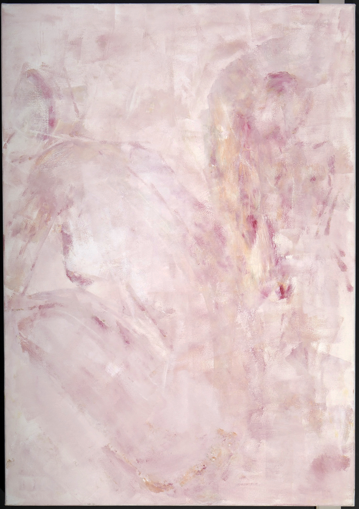 Reclining Figure in Pink