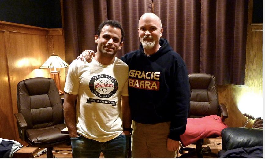 Professor CArlos Lemos jr. & me
