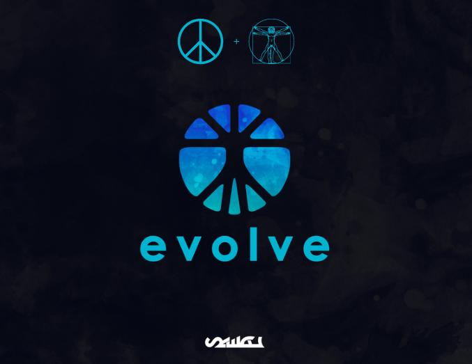Logo Concept // evolve
