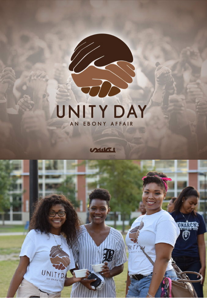 Logo // ODU Unity Day: An Ebony Affair