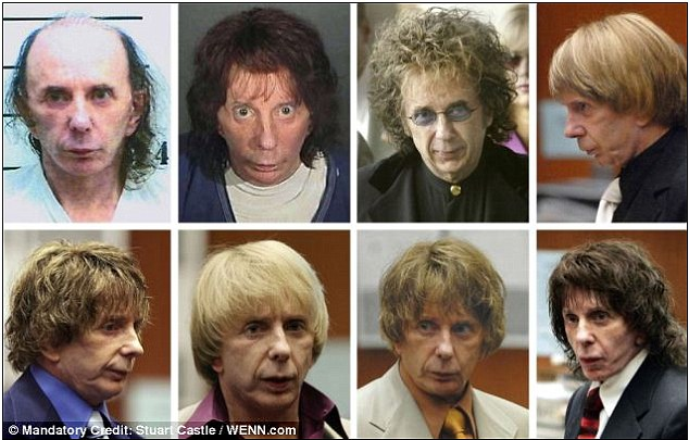 "Phil Spector dispels the myth: ""the higher the hair, the closer to God."""
