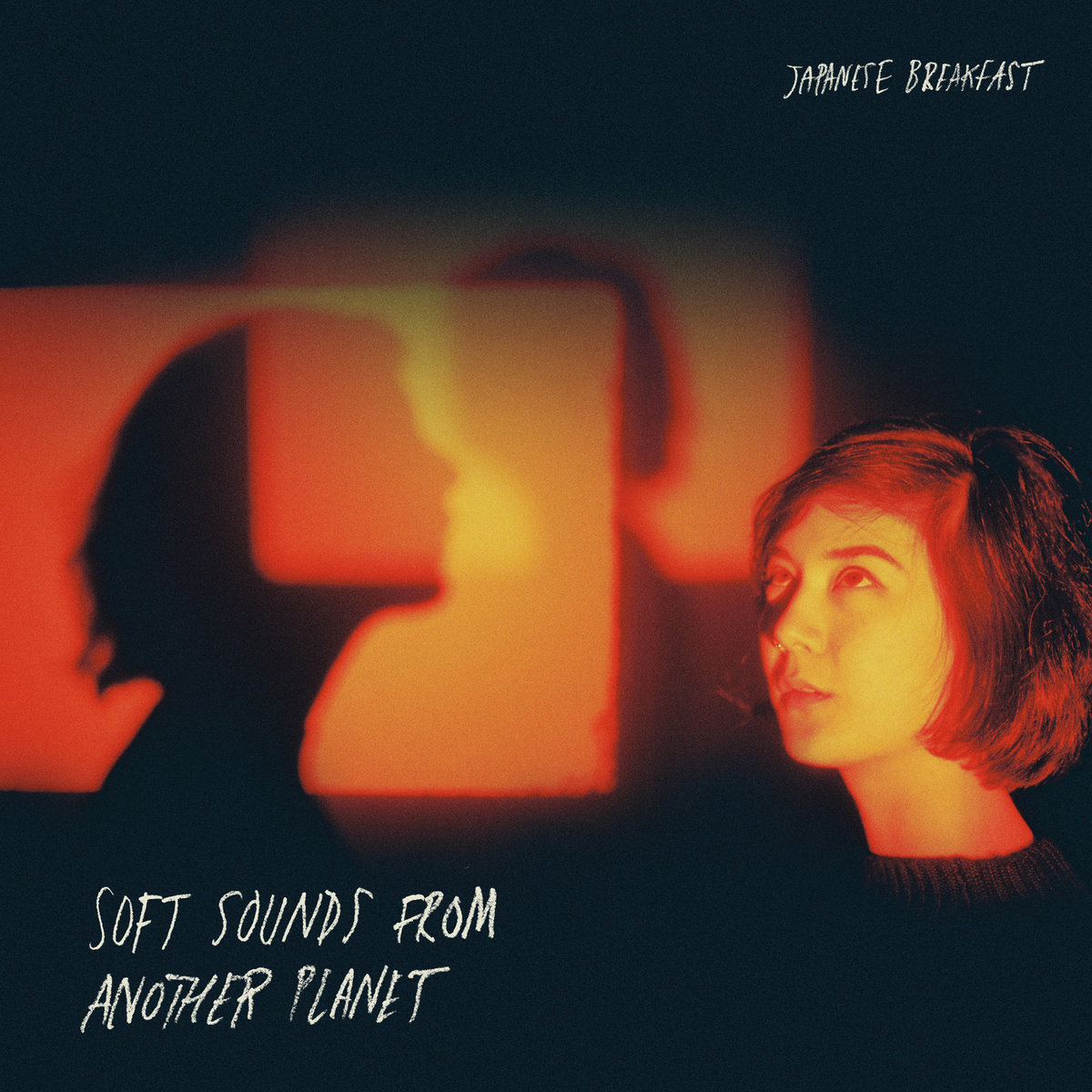 "Japanese Breakfast "" Soft Sounds From Another Planet"" (album art)"